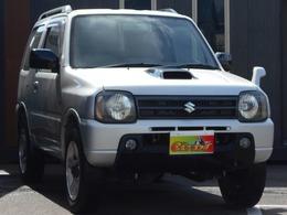 スズキ ジムニー 660 XC 4WD 5速MT ナビ 走行距離無制限保証付