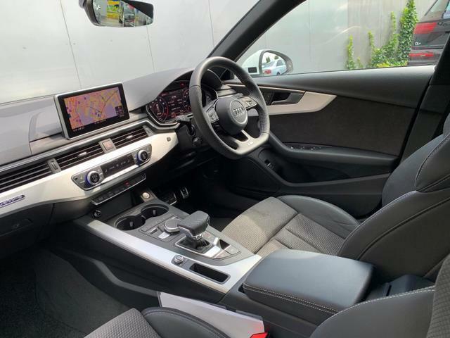 Audiのインテリアはエクステリア同様、優れたデザイン性とクオリティ、そして機能性を兼ね備えていることで世界中から高く評価されています。