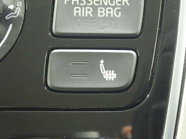 うれしいシートヒータ付き☆3段階で温度調節可能
