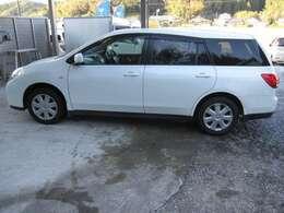 車検 2年付きお支払い総額35万円です。  下取車がありましたら一万円以上で買取り致します。