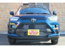 トヨタ ライズ 1.0 X S 登録済未使用車 衝突軽減ブレーキ 禁煙車