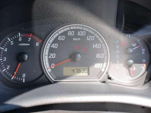 走行48000km