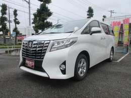 トヨタ アルファード 2.5 X 4WD ナビ ETC バックカメラ