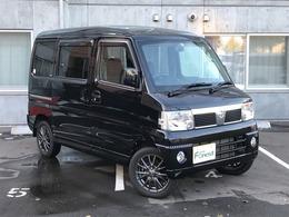 日産 クリッパーリオ 660 E FOUR 4WD ワンオーナー車 エンジンスターター