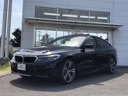 BMW 6シリーズグランツーリスモ 623d Mスポーツ ディーゼルターボ 黒革シート・サンルーフ・19インチAW
