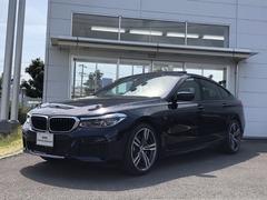 BMW 6シリーズグランツーリスモ の中古車 623d Mスポーツ ディーゼルターボ 静岡県焼津市 629.9万円