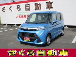 トヨタ タンク 1.0 X S 片側電動スライドドア ナビ CD SD ESC
