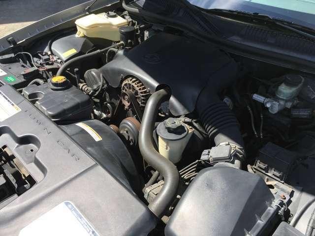 4.6Lエンジン