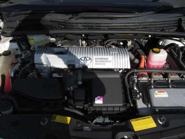 エンジンやAC、オートマなど主要機関良好です!