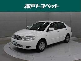 トヨタ カローラ 1.5 X HID 40thアニバーサリーリミテッド HDDナビ ETC