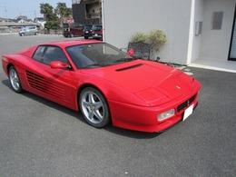 フェラーリ 512TR フルオリジナル クラシケ