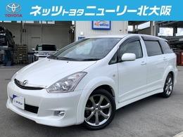 トヨタ ウィッシュ 2.0 Z ワンオーナー 純正ナビ ETC付