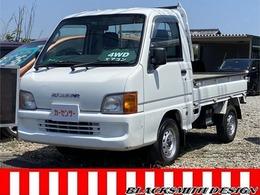 スバル サンバートラック 660 TB 三方開 4WD AT車・エアコン・運転席AB・取扱説明書
