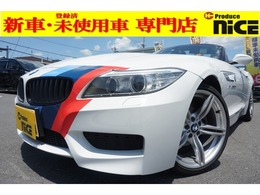 BMW Z4 sドライブ 20i GTスピリット 60台限定車 19アルミ Rディフューザー