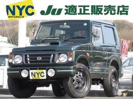 スズキ ジムニー 660 ワイルドウインド 4WD ATパワステエアコンタイヤ溝有