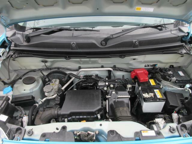 燃料を多く必要とする加速時にモーターアシストすることで、エンジンの負荷を軽減し、燃費の向上に貢献してくれる「S-エネチャージ」!
