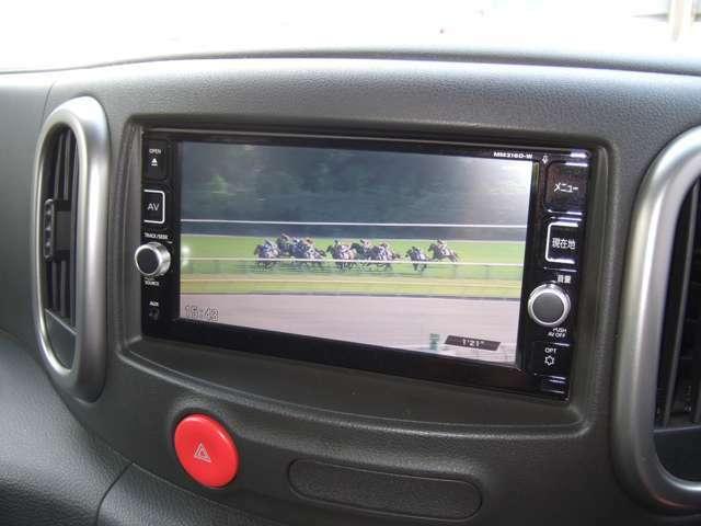 純正ナビ フルセグ DVDビデオ再生 Bカメラ Bluetooth