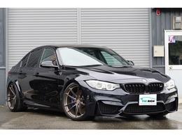 BMW M3セダン M DCT ドライブロジック HRE KW Ver3 アクラポ カスタム300超