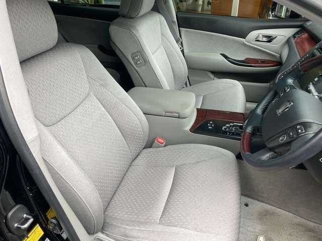 電動シート付♪シートへたりも少ないですよ♪