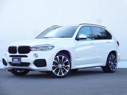 BMW X5 xドライブ 35d Mスポーツ 4WD ACC レザーシート オプション21インチ