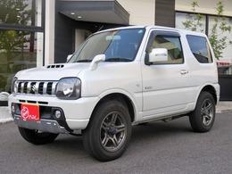 スズキ ジムニー 660 クロスアドベンチャー 4WD ワンオーナー 社外ナビ 地デジ ETC