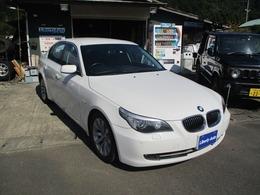 BMW 5シリーズ 530i 86000km 車検整備付