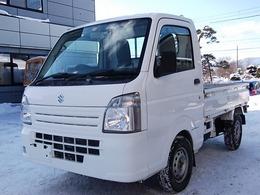 スズキ キャリイ 660 KCエアコン・パワステ 3方開 4WD 走29000・R3年11月・オートマ・保別有