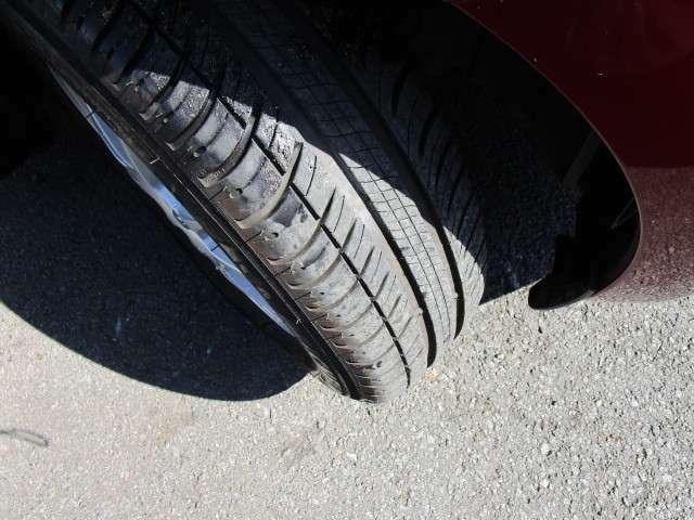タイヤの溝もバッチリで安心してお乗りいただけます!