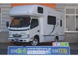 トヨタ カムロード ナッツRV ミラージュボーダーED ワンオーナー FF 冷蔵庫 ツインサブBT
