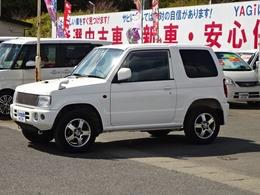 三菱 パジェロミニ 660 アクティブフィールド エディション 4WD ターボ ETC キーレス 4L