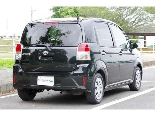 自動車はご使用いただいて良い状態がキープできるものと思います。当店は長期在庫による品質低下を防ぐために良い車を薄利多売をモットーにしております!