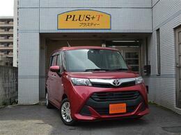 トヨタ タンク 1.0 X S ワンオーナー 電動スライドドア ナビTV