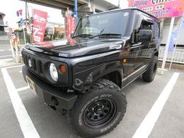 スズキ ジムニー 660 XL 4WD 5MTターボ4WD  背面タイヤ 外AWタイヤ