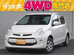 トヨタ パッソ 1.0 X 4WD CDデッキ キーレス 横滑り防止