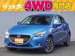 マツダ デミオ 1.5 XD ツーリング ディーゼルターボ 4WD 純正ナビ/TV