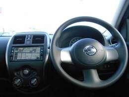 見やすい運転席で快適ドライブ