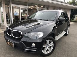BMW X5 3.0si 4WD 純正ナビ SR 黒革ヒーター Bカメラ