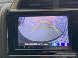 駐車時にとても便利なバックモニターが搭載されているので駐車が苦手な方も安心ですね!