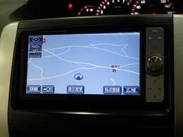 HDDナビ装備。ミュージックサーバー、フルセグTV視聴、DVD再生、Bluetoothオーディオ使用可能です。
