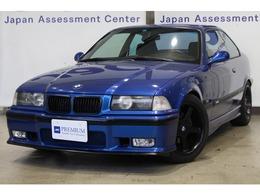 BMW 3シリーズクーペ 318is 左ハンドル 5MT サンルーフ 足 マフラー