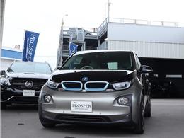 BMW i3 スイート レンジエクステンダー装備車 右ハンドル ワンオーナー ディーラー車