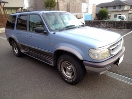 フォード エクスプローラー XLT 4WD フルオリジナル ETC モケットシート