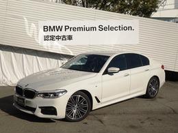 BMW 5シリーズ 523d Mスポーツ ディーゼルターボ イノベーションPKGヘッドアップ19AW