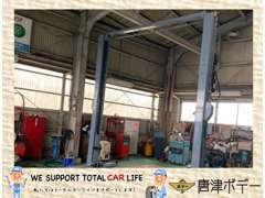 【アフターフォロー】車検整備からメンテナンス・故障修理に事故修理・・・。購入後もカーライフを末長くサポート致します!