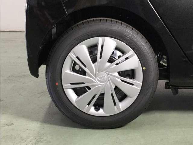 タイヤホイールの画像です。