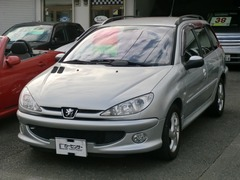 プジョー 206SW の中古車 XS 福岡県春日市 28.0万円