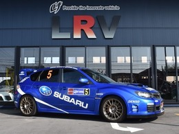 スバル インプレッサハッチバックSTI 2.0 WRX スペックC 18インチタイヤ仕様 4WD 1オーナーFUJITSUBOマフラーCUSCO車高調