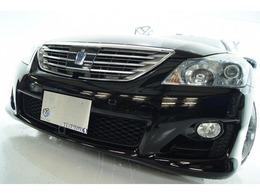 トヨタ クラウンハイブリッド 3.5 スタンダードパッケージ 本革 新品アルミ 新品タイヤ 新品車高調