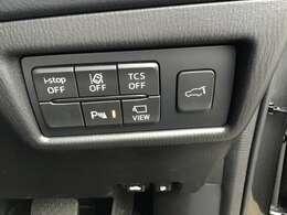 ☆横滑り抑制機能(TCS)・後方接近車警報・車線逸脱警報・衝突軽減ブレーキ・360°モニター・コーナーセンサーなど、もしもの時にドライバーをサポートする安全装備が充実しております。☆