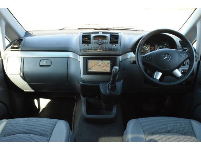 上から見下ろすアップライトな着座姿勢で車のサイズを感じさせないぐらい運転しやすいです。